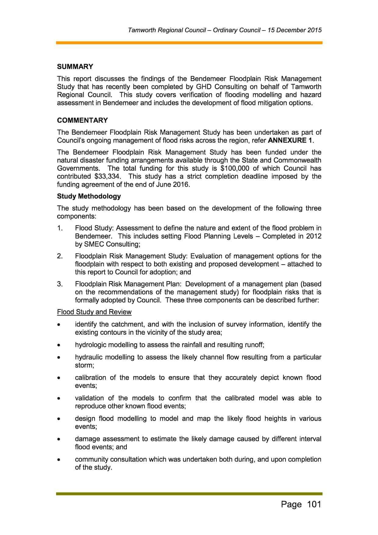 OPEN Business Paper - Ordinary Council 15 December 2015 (1)2