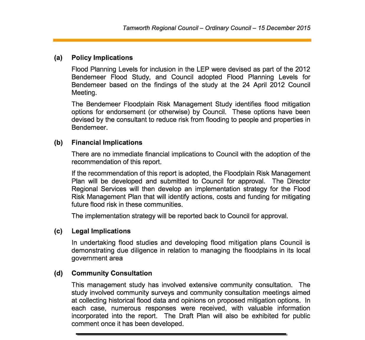 OPEN Business Paper - Ordinary Council 15 December 2015 (1)7b