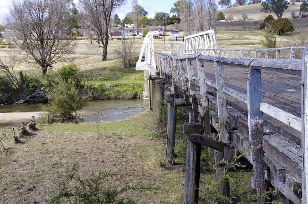 bendemeer bridge 4